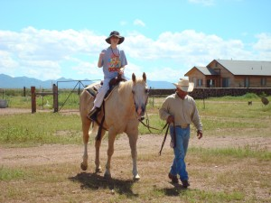 Ranch Equine Assisted Therapy