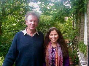 Dr. Rupert Sheldrake & MA in London