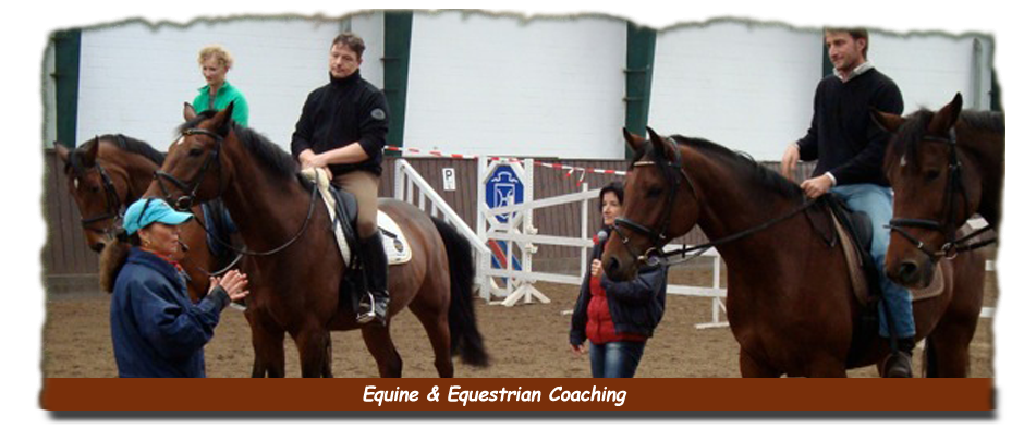 Equine and Equestrian Coaching
